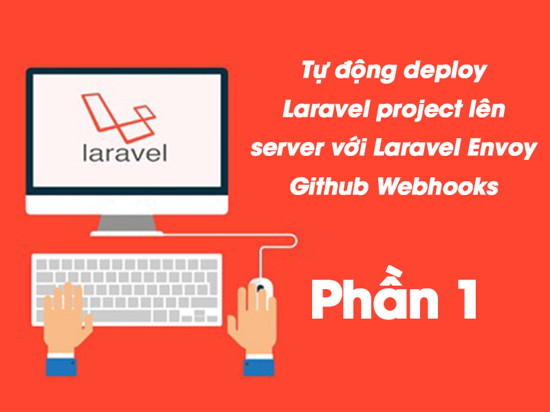 Automatically deploy Laravel project to server with Laravel