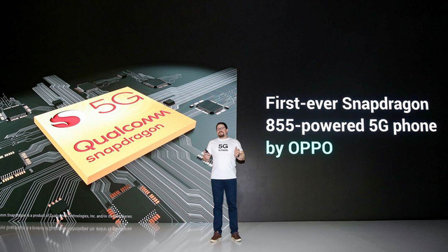 OPPO and partners are ready to commercialize 5G smartphones in 2020