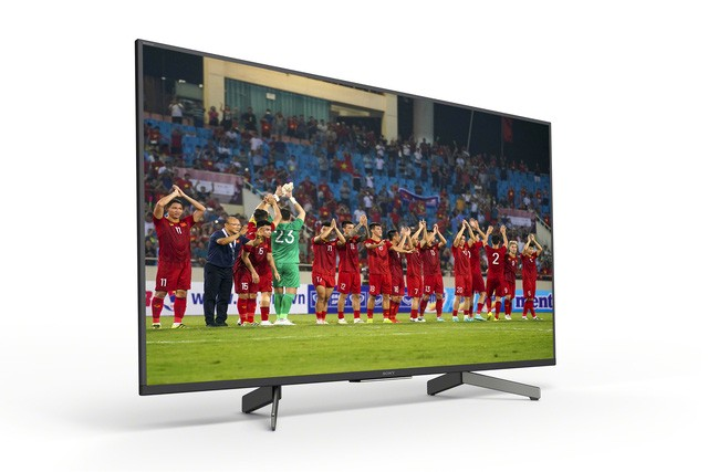 Advice on buying TV to watch football: Why choose Sony BRAVIA from 55inch and above?
