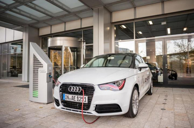 "Audi spent $ 13 billion on the ""electrification"" plan, aiming to have 20 all-electric cars by 2025."
