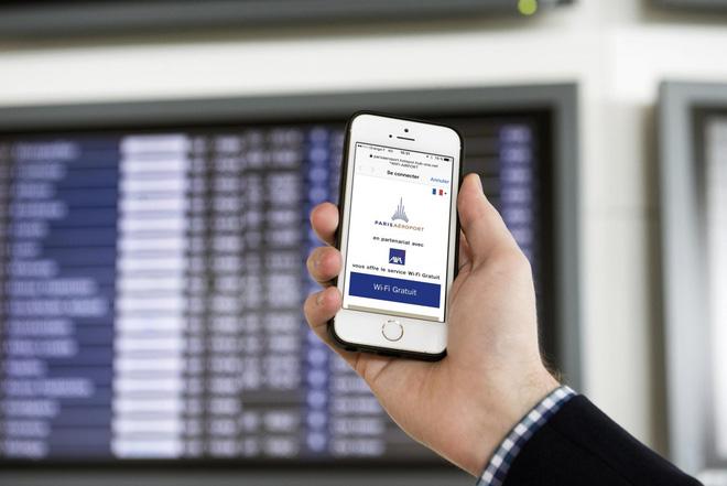 Làm gì khi iPhone báo đã kết nối vào mạng Wi-Fi miễn phí (không mật khẩu) nhưng không truy cập được Internet?