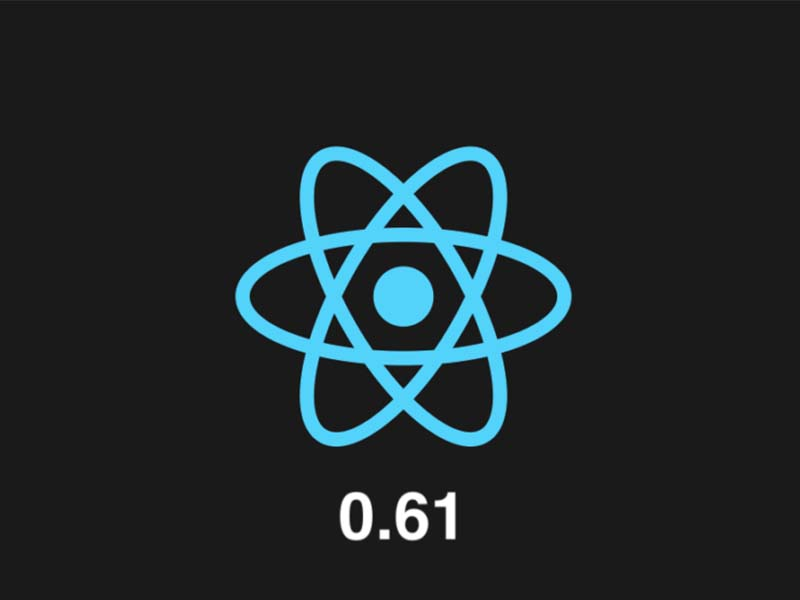 New version – React Native 0.61 with super fast refresh feature