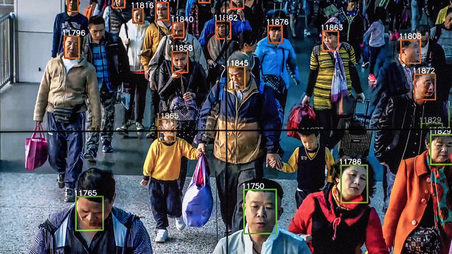 China forces all citizens to provide facial recognition data