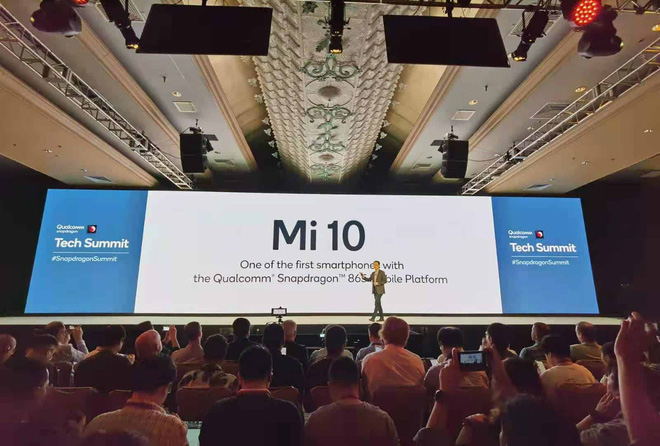 Xiaomi confirms the launch of Mi 10: The first smartphone with Snapdragon 865 chip
