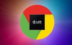 Google ra mắt trình duyệt Chrome dành cho máy Mac chạy chip Apple M1