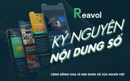 Reavol: Nền tảng thay đổi thói quen đọc sách mùa dịch