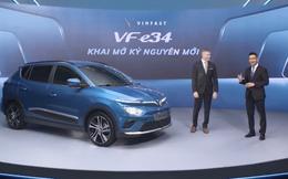 Ra mắt VinFast VF e34 – Xe điện hot nhất Việt Nam sẵn sàng lăn bánh trên đường phố